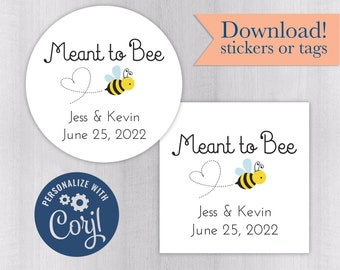 Set Of Love Greeting Cards With Cute Bees And Heart. Collection.. Royalty  Free Cliparts, Vectors, And Stock Illustration. Image 92311282.