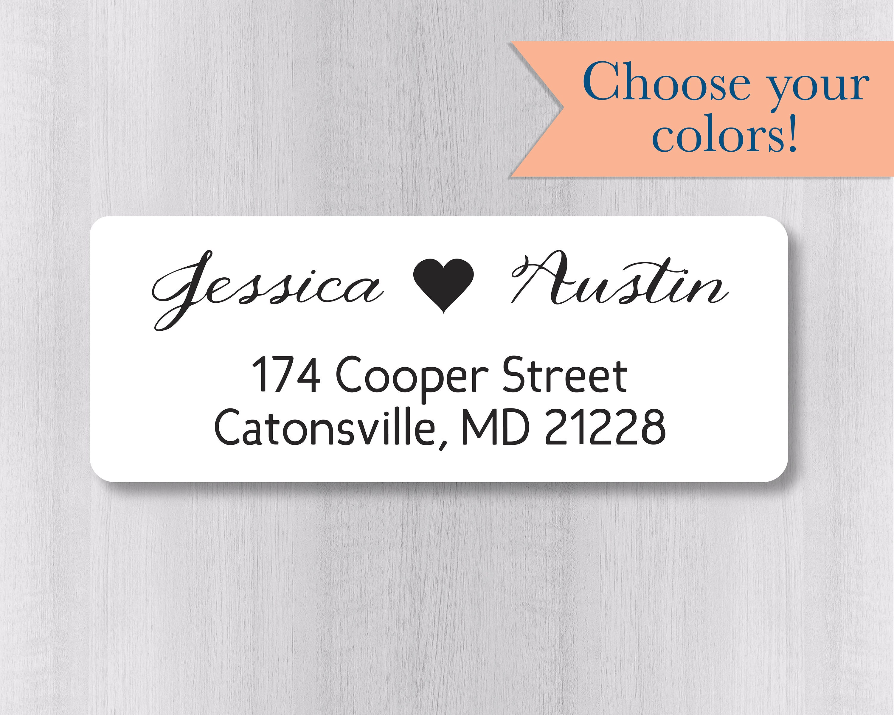 Wedding Invitation Stickers: Wedding Invitation Return Address Labels Wedding