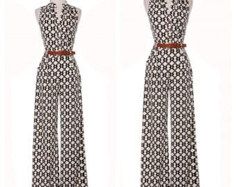 Classically Yours Jumpsuit