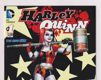 Harley Quinn; Vol 2, 1 Modern Age New 52 Comic Book. NM- (9.2). February 2014. DC Comics.