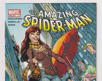 Amazing Spider-Man; Vol 2, 51 (491), Modern Age Comic Book. NM (9.4). May 2003, Marvel Comics