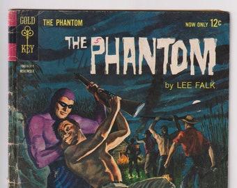 Phantom; Vol 2, 5, Silver Age Comic Book. VG- (3.5). November 1963, Gold Key Comics