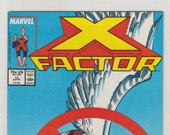 X-Factor; Vol 1, 15 Copper Age Comic Book, NM- (9.2). April 1987.  Marvel Comics
