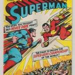 Superman; Vol 1, 276 Bronze Age Comic Book. FN/VF. June 1974.  DC Comics