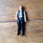 1977 Han Solo, Small Head Variant, Star Wars Action Figure. Loose. Kenner Inc