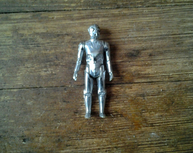 1978 Death Star Droid (RA-7 Protocol Droid), Star Wars Action Figure.  Loose.  Kenner