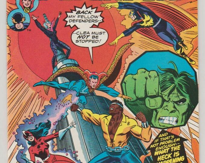 Defenders; Vol 1, 39 Bronze Age Comic Book.  NM- (9.2).  September 1976.  Marvel Comics