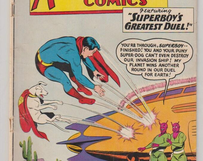 Adventure Comics; Vol 1, 277 Silver Age Comic Book. VG- (3.5). October 1960.  DC Comics