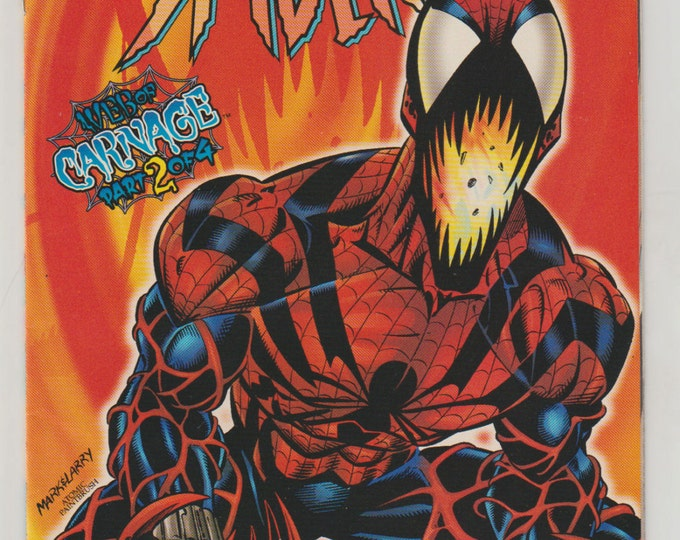 Amazing Spider-Man; Vol 1, 410 Modern Age Comic Book.  NM (9.4+). April 1996.  Marvel Comics