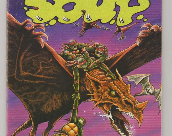 Turtle Soup; Vol 1, 1, Copper Age Comic Book.  NM+ (9.6). 1987.  Mirage Studios