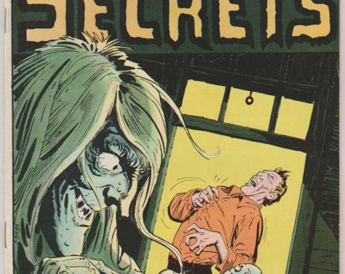 House of Secrets; Vol 1, 131 Bronze Age Comic Book.  VF (8.0). May 1975.  DC Comics