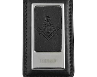 dc457b02e93d Masonic money clip | Etsy