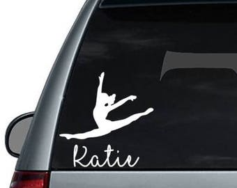 Dancer Decal