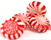 PEPPERMINT Organic Lip Balm Flavor Oil Unsweetened Lip Flavor for balms, glosses scrubs