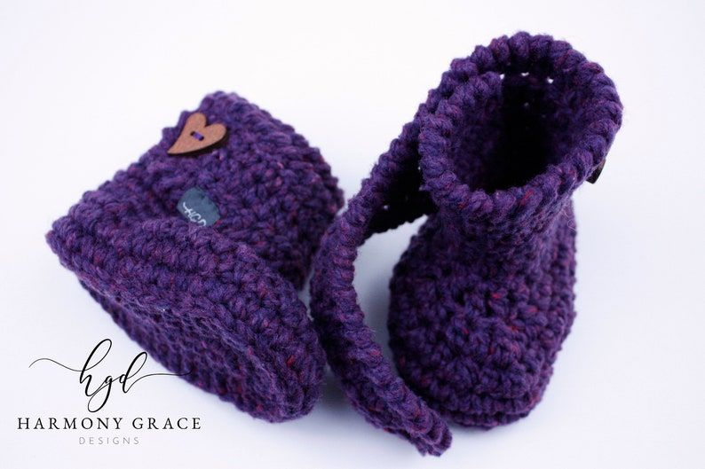 78e494b7cc705 READY TO SHIP Baby Slippers Size 4 Crochet Baby Booties Baby Shoes Baby  Booties Crochet Slippers Baby Gifts Shower Gifts Pregnancy Gifts
