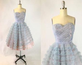 Vintage Winter Formal Dresses