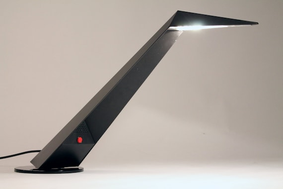 In concorde halogen table lamp by antonangeli etsy