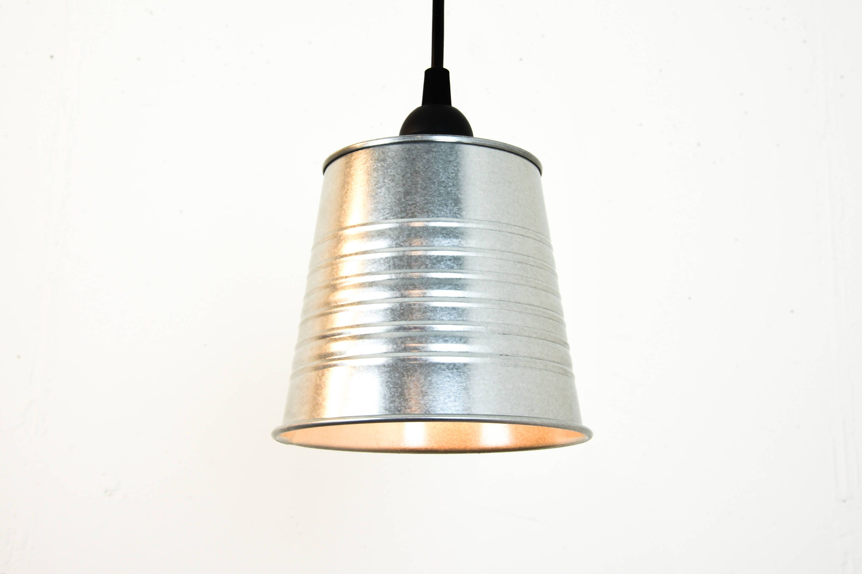 Anhänger Licht Industrie Industrie-Chic Stecker im