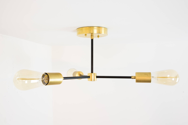 modern ceiling light modern chandelier sputnik light fixture