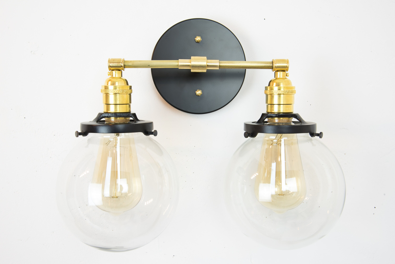 Bathroom Lights | Vanity Lights | Bathroom Light Fixtures | Wall ...