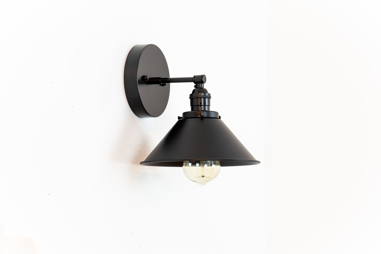 Industrial Wall Sconce Black Bathroom Lights Wall Lamp Vanity Wall Lights Industrial