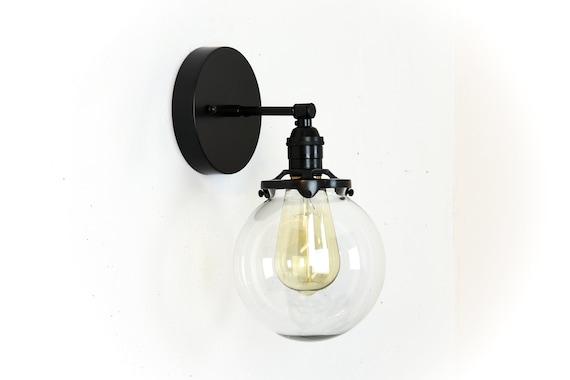 Salle de bain lumières - éclairage de vanité - mur moderne ...