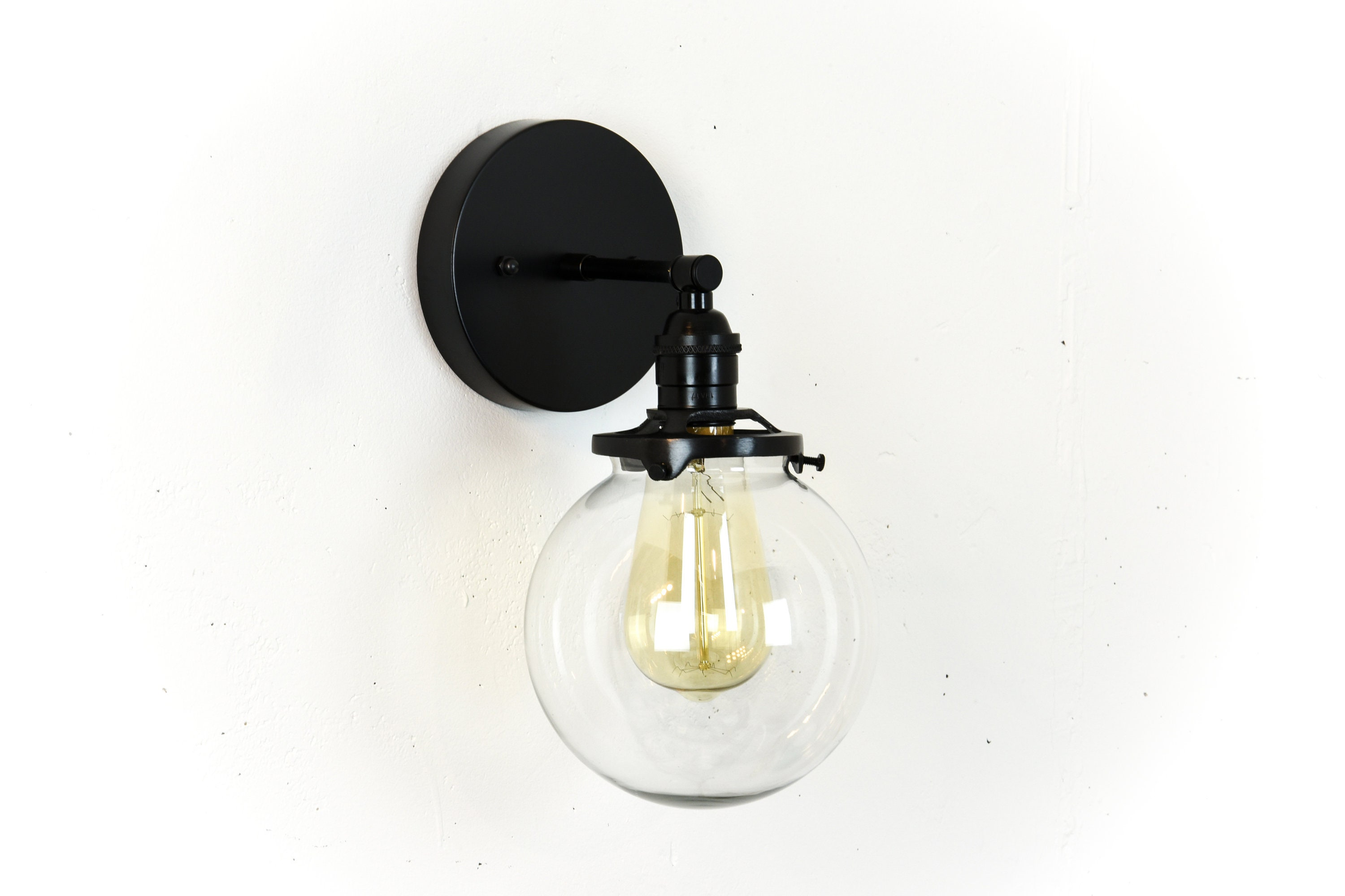 Globe Bathroom Lights  Vanity Lighting  Lampada da parete