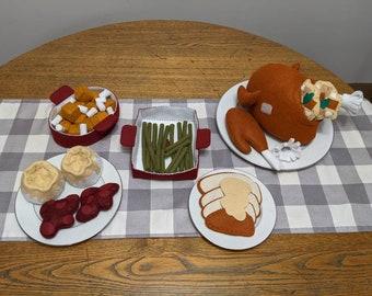 Thanksgiving Turkey Dinner Items Sold Individually