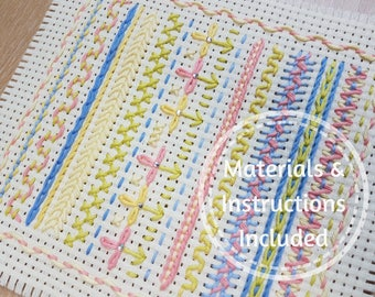 Childrens Sewing Embroidery Kit*At Last!A really good One!* 'Sewing from the Beginning II' A Beautiful Kit for your child From Maggie Gee