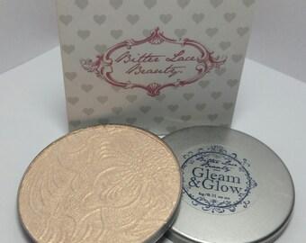 Gleam & Glow Rose Gold Highlight Powder