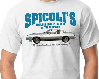 630377eb77 Spicoli's Collision Center Men or Women's T-Shirt - Fast Times