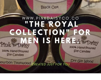 The Royal Collection for Men.