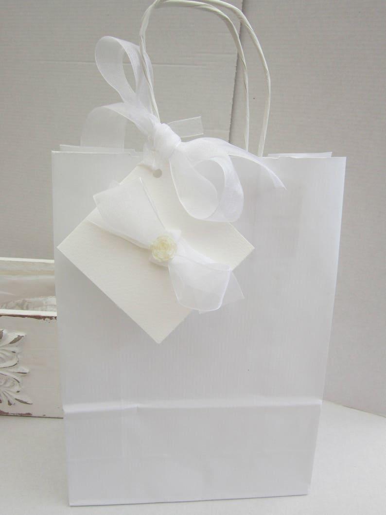 bridesmaid bag Birthday gift bag handmade Flower Girl anniversary gift bride gift bag wedding gift bag Rose Gift Bag hen party bag
