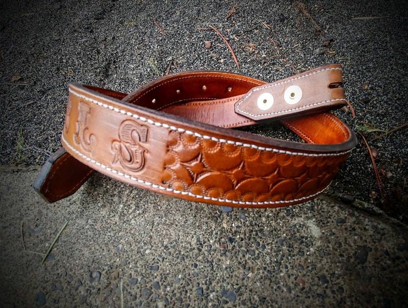 db94c512b0c Ceintures en cuir personnalisé ceinture western enfant