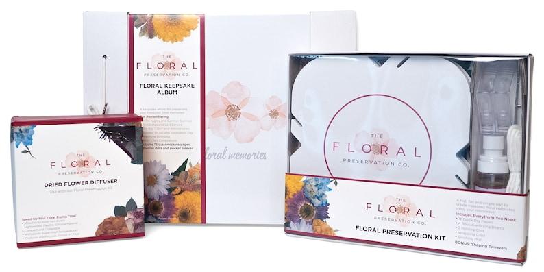 Floral Preservation Combo Kit Flower Preservation image 0