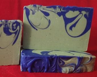 Juniper Breeze Vegan Cold Process Soap