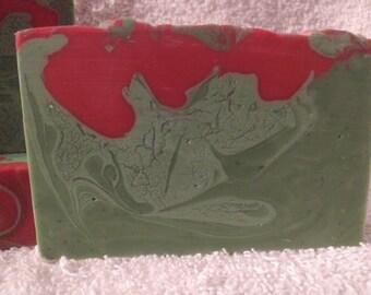 Wild Cherry Vegan Cold Process Soap