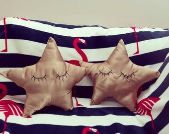 Sleepy Star Pillow