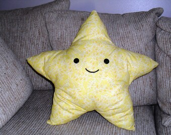 Star Shaped Pillow