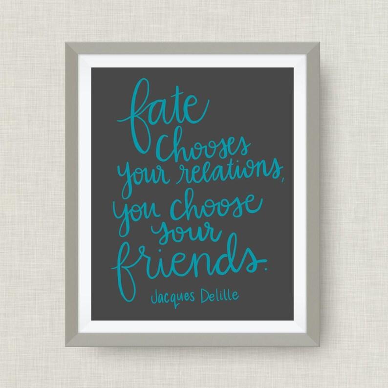 Fate Chooses