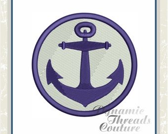 XD000002 Anchor Patch