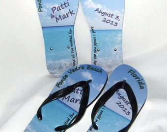77acd1cb0cca9f Custom flip flops - personalized just for you