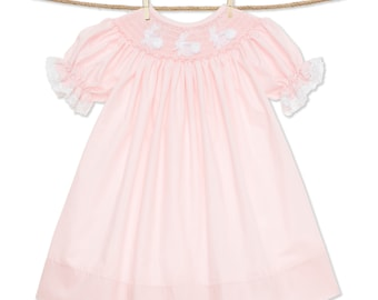 b93b293cf Smocked easter dress