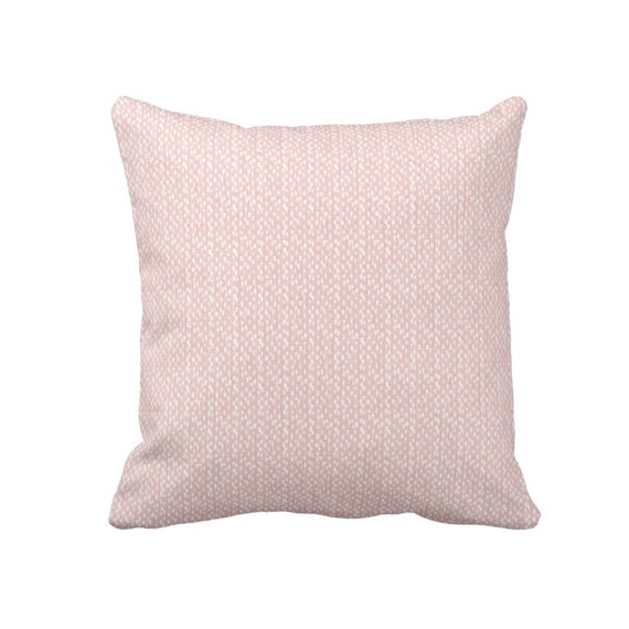 1 Blush Pink Pillow Cover Decorative Pillows For Bed Cushion Cover Sizes 16x16 18x18 20x20 22x22 24x24
