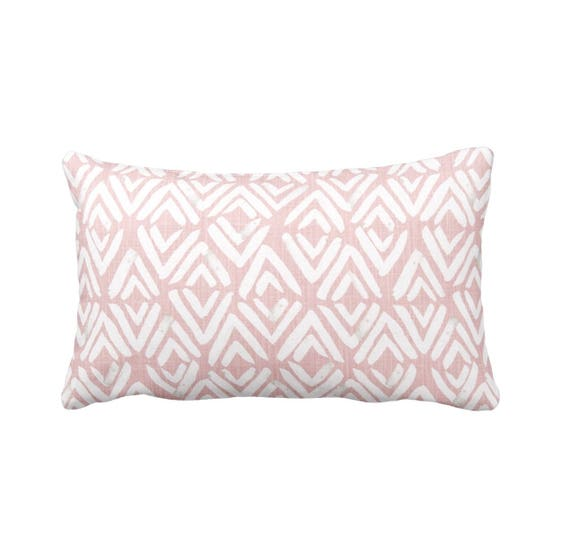 Blush Pink Pillow Cover Pink Throw Pillow Cover Decorative Pillows Pink  Lumbar Pillow 12x18 Pillows 12x20 Pillows 12x24 Pillows 12x16 Pillow
