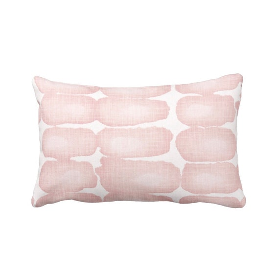 Pink Throw Pillow Cover Blush Pink Pillow Cover Pink Etsy Unique Blush Pink Decorative Pillows