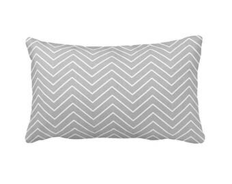 Decorative Pillows Grey Pillow Cover Decorative Throw Pillow for Sofa Pillows Chevron Pillow Living Room Decor Bed Pillows Grey Cushions