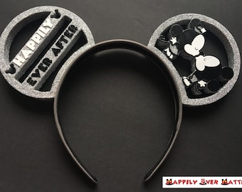 Happily Ever After Mickey and Minnie IllusionEars