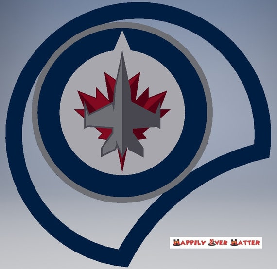 Winnipeg Jets 3d Printed Mickey Mouse Ears Illusionears Etsy