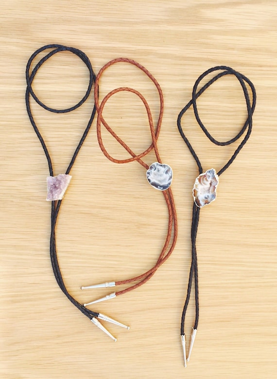 The Wild Ones Mineral Bolo